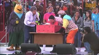 CACHUREOS / SEMANA DE LA CHILENIDAD MAIPU 2014