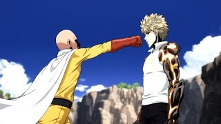 One Punch Man AMV - Try 'n Hold Me Back