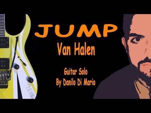 Xxx Mp4 HOT SOLOS JUMP Van Halen Danilo Di Mario Guitar Solo 3gp Sex