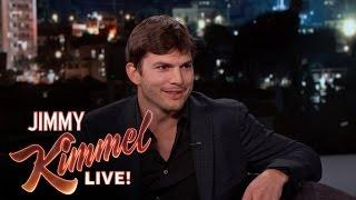 Ashton Kutcher Won't Give His Daughter Cinnamon Toast Crunch