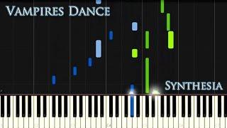 Synthesia Tutorial Vladimir Sterzer - Vampires Dance (Phantasia Mea)