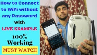 How to Hack WiFi password - 100% Working | See in Real Time 2017