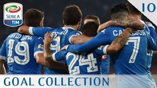 Goal Collection - Giornata 10 - Serie A TIM 2015/16