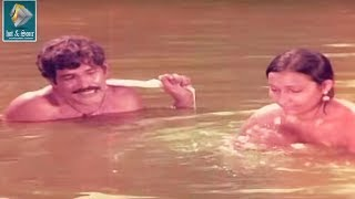 Malayalam Movie Scene - Aarattu - The Romantic Balan K Nair
