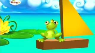 Hole In The Middle Of The Sea song from BabyTV]