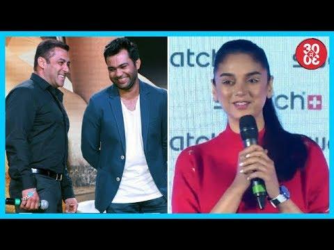 'Tiger Zinda Hai' Director Reveals How Salman Prepped For The Film | Aditi Rao On 'Padmavati' Row