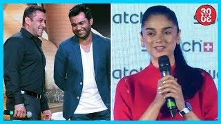 'Tiger Zinda Hai' Director Reveals How Salman Prepped For The Film   Aditi Rao On 'Padmavati' Row