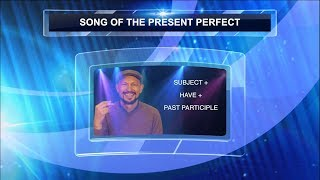 Song of the Present Perfect (Learning English Songs - Jes)