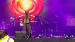 James - Penn Fest - Trouble  (new song)