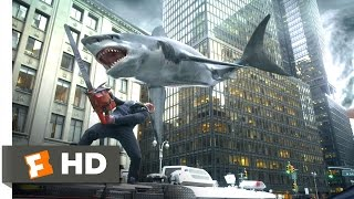 Sharknado 2: The Second One (7/10) Movie CLIP - Let