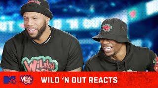 Bobb'e J & Tyler Chronicles Get High Before Their Wild 'N Out Auditions 🚬  Wild