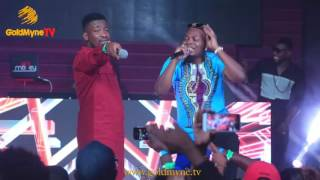 OLAMIDE'S PERFORMANCE AT ROAD TO MAMA CONCERT 2016