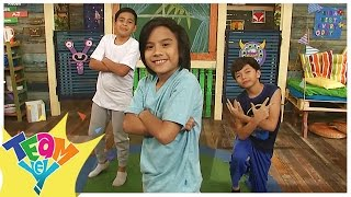 Galaw Go: Back to school | Team Yey