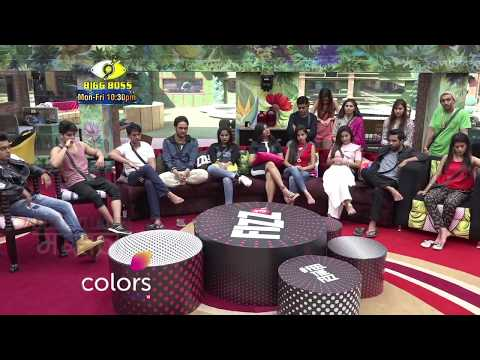 Puneesh - Bandgi Sex In The Dark Inside Bigg Boss 11 House