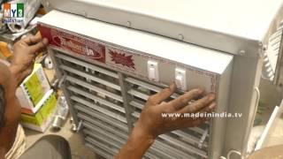 Cooler Assembling    MAKING VIDEOS   MADEININDIA