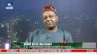 Niger Delta Militancy: FG Concerned Over Latest Attacks