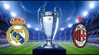 Pes 2015 Real Madrid vs AC Milan [uefa champions league final] full match