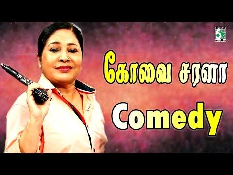 Kovaisarala Comedy Pattathu Rani Tamil Movie Video