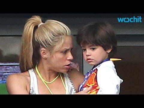 Xxx Mp4 Milan Piqué Is Really His Dad Gerard Pique S Biggest Fan 3gp Sex