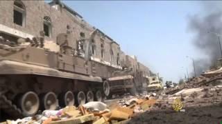 انتصارات متسارعة للمقاومة الشعبية في اليمن
