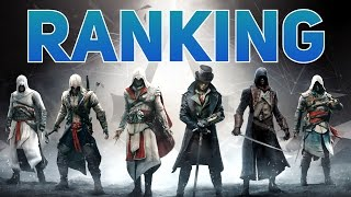 Ranking The Assassin's Creed Protagonists (Worst To Best) - 2015
