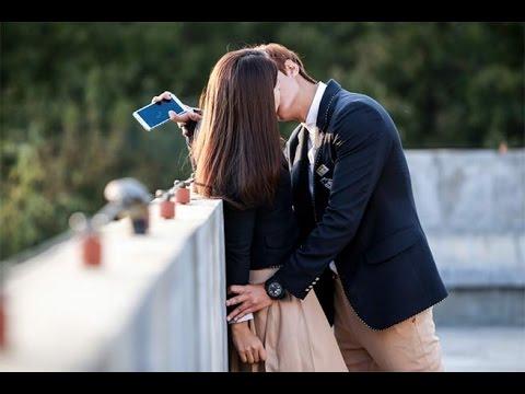 Korea hot artis video love kiss adult 18