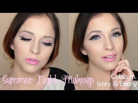 TTT | Summer Night Makeup Collab m.  Ivory & Ebony