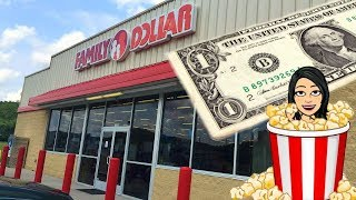 *LIVE* FAMILY DOLLAR SHOP WITH ME | $1 SNACKS