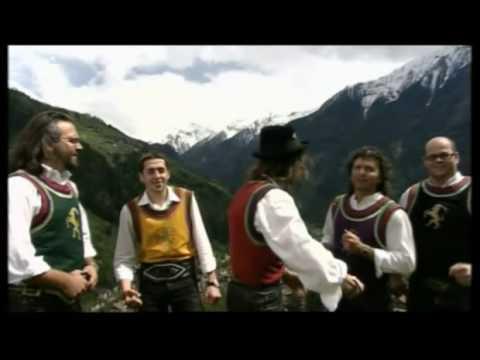 Die Mayrhofner Ho la da re mir san Tirolerbuam