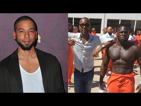 Xxx Mp4 Suspect In Jussie Smollett Attack Took A Photo With Lee Daniels On 'Empire' Set 3gp Sex