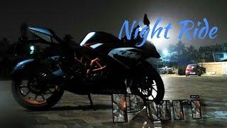 PURI    BEACH    KTM RC 200    Night Ride
