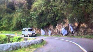 Hill way from Pollachi to Valparai 40 Hairpin Bends