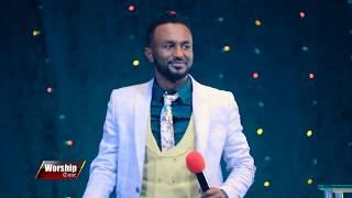 """""""አንተን አንተን አንተን እያልኩኝ ሁልጊዜ እናፍቅሃለሁኝ"""" Amazing Worship Time with Singer Ephrem Alemu"""