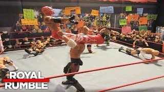 40-Man Royal Rumble Match: WWE Royal Rumble 2018 (Part 1)