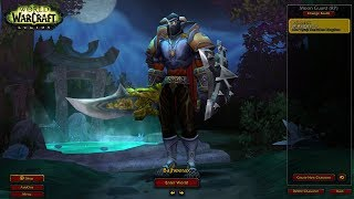 Bajheera - Level 60 Warrior World PvP Duels (Silithus) - Project 60 WoW Warrior PvP