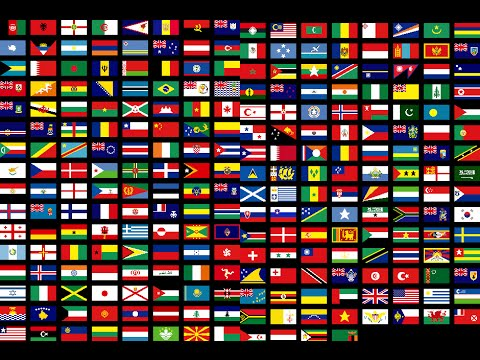 Flags of All Countries of the