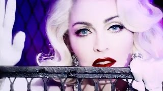 Madonna | Iconic Intro 'Rebel Heart Tour' [Official BACKDROP]