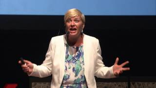 Procrastination is the key to problem solving | Andrea Jackson | TEDxTownsville