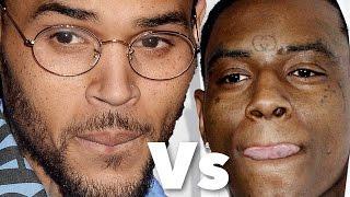 Chris Brown Feud With Soulja Boy Over Rihanna & Karrueche Tran