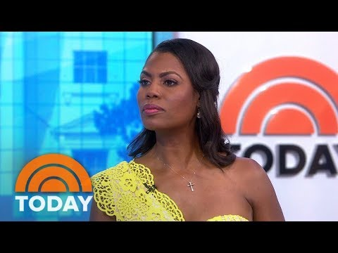 Xxx Mp4 Omarosa Manigault Full Interview On Secret Recordings Alleges Audio Of Trump Saying N Word TODAY 3gp Sex