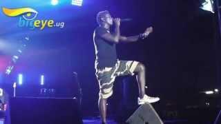 Gravity Omutujju, King Saha make people go gaga at David Lutalo's concert