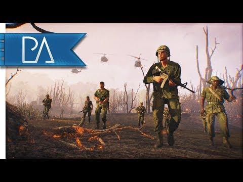 Xxx Mp4 U S Forces Must Hold Against Viet Cong Assault Rising Storm 2 Vietnam 3gp Sex