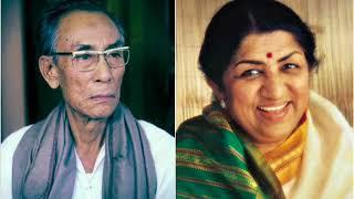 Yeh Kaisa Sur Mandir Lata Mangeshkar Sachin Dev Burman