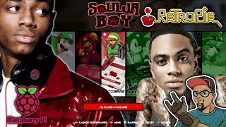 Soulja Boy RetroPie Theme! Crank That Raspberry Pi! New EmulationStation Theme!