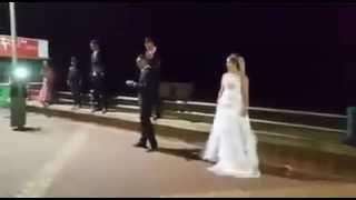 شاهد مادا فعل عريس رجاوي في ليلة زفافه مع زوجته