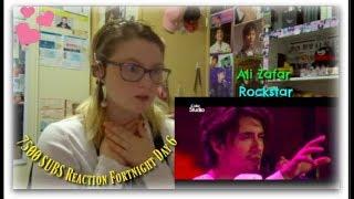 7500 Subscribers Reaction Fortnight Day 6: Ali Zafar: jan-e-bahara