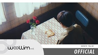 "인피니트(INFINITE) ""Tell Me"" MV Teaser (Short ver.)"