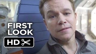 The Martian First Look - Ares 3: Farewell (2015) - Matt Damon, Jessica Chastain Movie HD