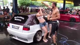 Auto Tuning Event Wiesbaden 2016 Nr 13 Carwash Boys & Girls