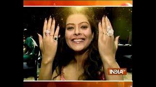 TV actress Shilpa Raizada's Dhanteras shopping